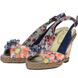 Irregular Choice - Irregular Choice MEASURE_UP - ΜΠΛΕ