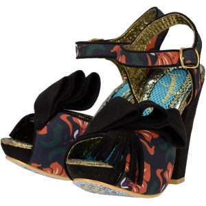 Irregular Choice - Irregular Choice PERFECT_JOY - ΜΑΥΡΟ
